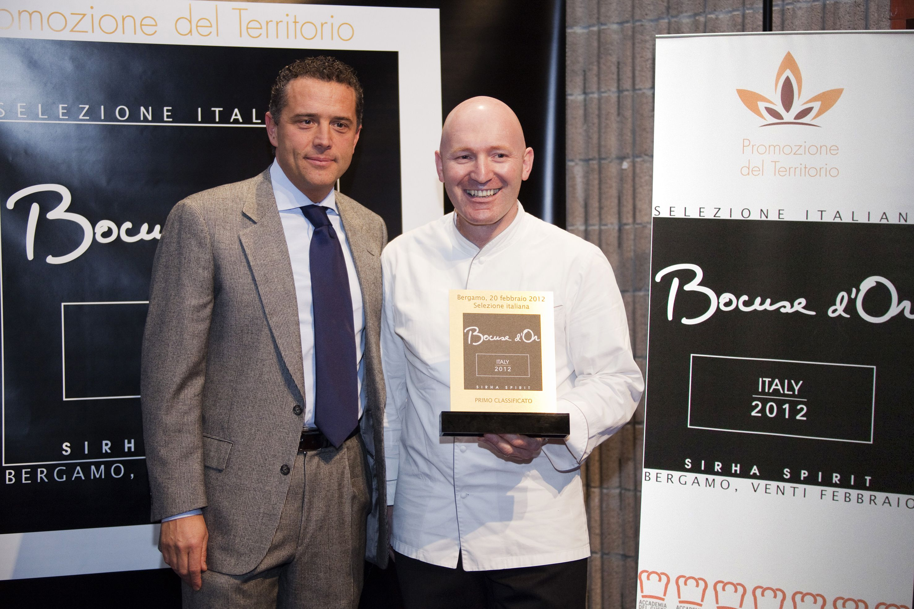 Vincitore Bocuse d'Or
