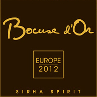 Logo Bocuse d'Or Europe