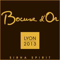 Logo Bocuse 2013